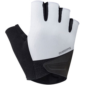 Shimano Advanced Gloves Herr white